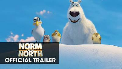 "DY00789 Norm of the North 2016 - Animated Comedy Adventure 42""x24"" Poster"