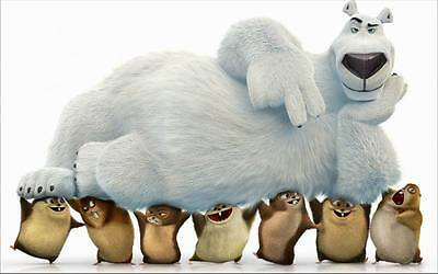 "DY00808 Norm of the North 2016 - Animated Comedy Adventure 38""x24"" Poster"