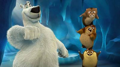 "DY00791 Norm of the North 2016 - Animated Comedy Adventure 42""x24"" Poster"