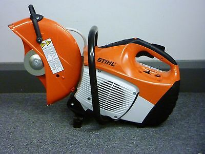 Brand New Stihl Ts410 Cut Off Saw Disc Cutter 2017 Sthil Unused Road Saw
