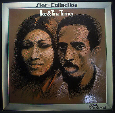 Ike Amp Tina Turner Lp Star Collection 163 4 95