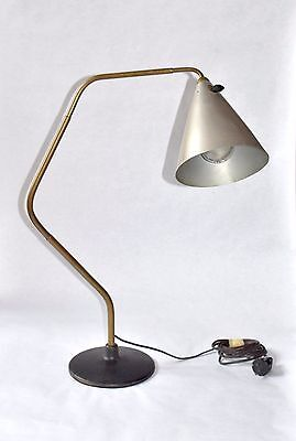 "Karl Hagenauer, Large Prototype ""Flamingo"" Table Lamp"