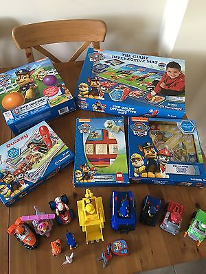 Paw Patrol Game And Toy Bundle ** collection only in Bolton**