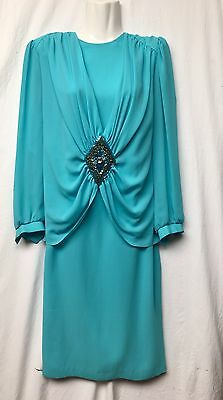 Mother Of The Bride / Formal Dress Sz 16