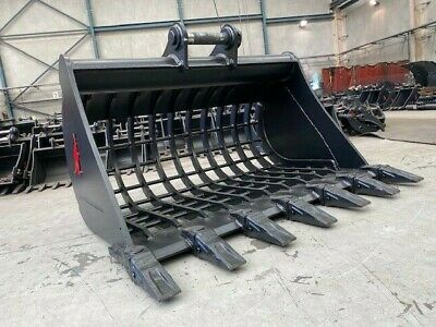 Skeleton/Sieve/Shaker Bucket 1800mm wide to suit 18 to 20 to 23T Excavator