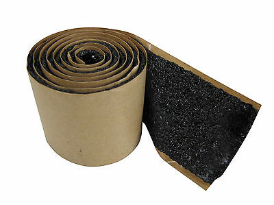 Black Cork Insulating Tape or Prestite Tacky Tape for A/C Expansion Valve AC 36""