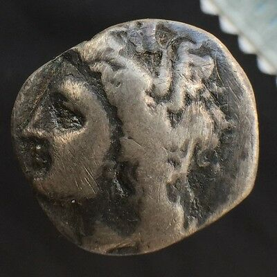 Metapontion Lucania Rough but Authentic and Rare Budget Silver Nomos Didrachm
