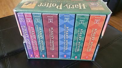 Brand New Harry Potter Complete Series  (Books 1-7)