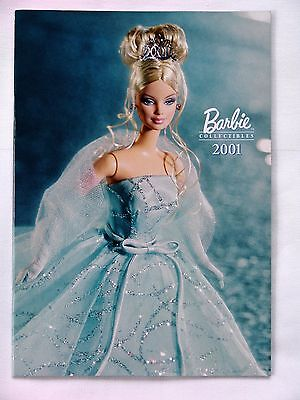 Barbie Collectibles Katalog 2001, DinA 5, 31 Seiten