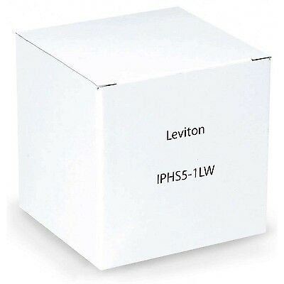 10-Pack White Leviton IPHS5-1LW Decora In-Wall Humidity Sensor /& Fan Control Single Pole 3A
