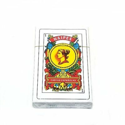 6 X Naipes Baraja Espanola Spanish Playing Cards Deck Cartas Briscas