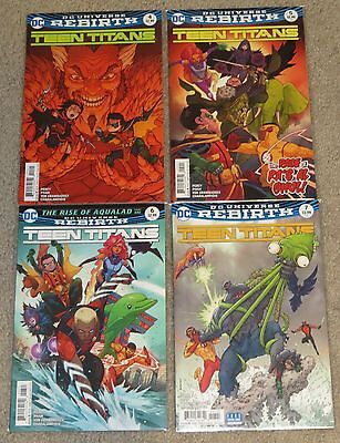 Teen Titans - Issues 4, 5, 6 & 7