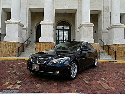 2009 BMW 5-Series 528i 2009 BMW 528i...E60 Chassis...Great Condition...Loaded...No Accidents...Florida!