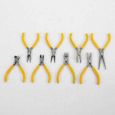 Mini Long Needle Nose Precision Pliers Modeling Jewellery Wire Work Small Plier