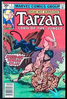 Tarzan Lord of the Jungle #4