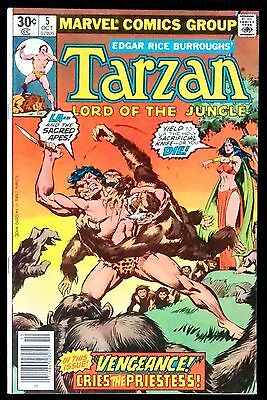 Tarzan Lord of the Jungle #5