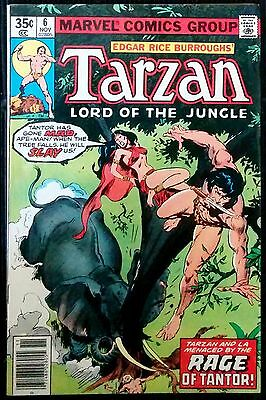 Tarzan Lord of the Jungle #6