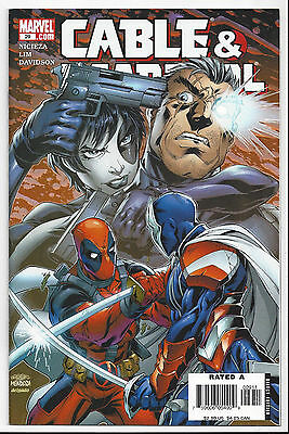 Cable & Deadpool #29 Near Mint