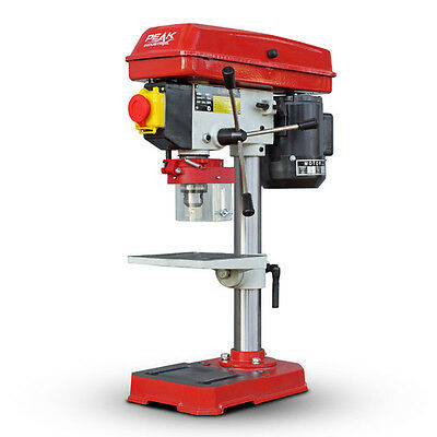 Bench Drill Press Workshop 5 Speed Industrial Quality Metal Wood Drilling