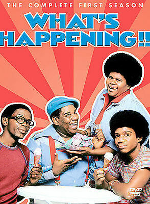 Whats Happening - The Complete First Season (3-Disc Set), DVD