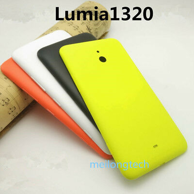 Rear Back Battery Housing Door Cover case Replacement For Nokia Lumia 1320 New