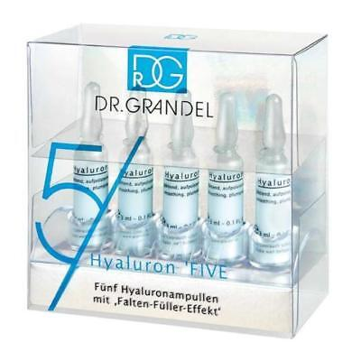 Dr. Grandel Professional Collection Hyaluron five Ampullen 5x3ml PZN 11164615