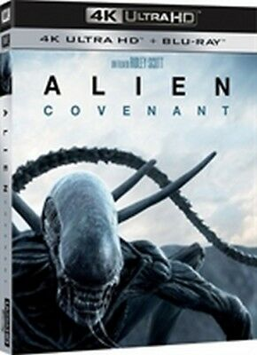 Alien - Covenant (4K Ultra HD + Blu-Ray Disc)
