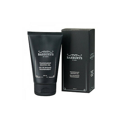 Gel de rasage transparent Barburys 100 ml