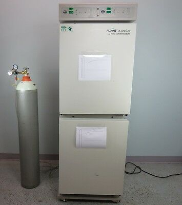 NuAire Autoflow NU-8700 Water Jacket CO2 Incubator Dual Stack with Warranty