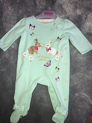 Baby Girl Ted Baker 0-3 Months