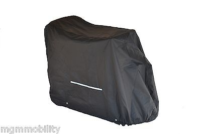 Diestco Waterproof Power Scooter Cover Standard and Heavy Small up to Super Size
