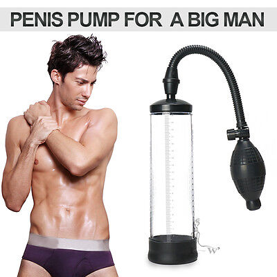 Penis Pump Penis Enlargement Vacuum Pump Penis Extender  Penis Enlarger for Men