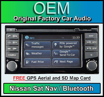 how to connect to nissan bluetooth