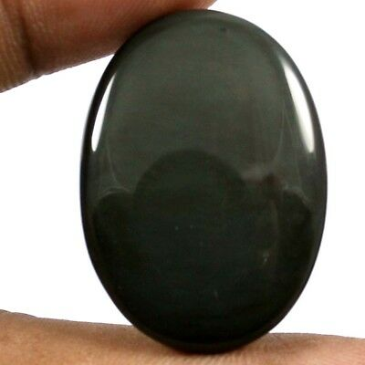 29.30cts Excellent Quality Natural Rainbow Obsidian Oval Cabochon Loose Gemstone