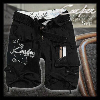 "Pantaloni Hotspot Design ""SHORT CARPER"""