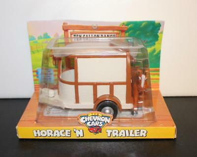 Horace 'n Trailer The Chevron Cars Mint In Package