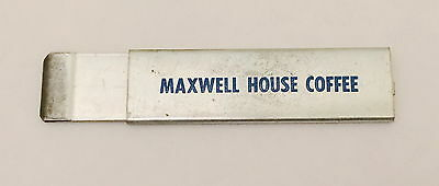 Vintage Pacific Handy Cutter Box Cutter Advertising Maxwell House Coffee