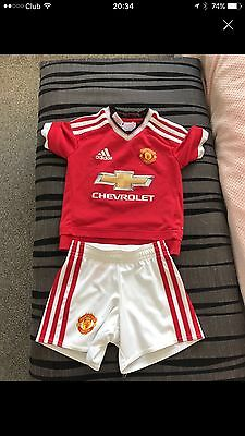 Manchester United Kit 18-24 Months