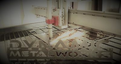 CNC Plasma Cutting And Metal Fabrication Services