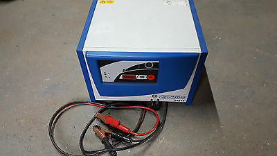 Forklift battery charger  24V 15A , 1-phase 230v  , LED display