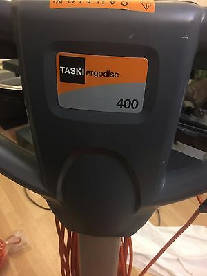 "Taski Switzerland Ergodisc 400 15"" Floor Cleaner Polisher Buffer Great Quality"