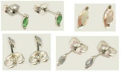 Earrings Alexandrite Antique 19thC Russia Natural Real Handcrafted Color-Change