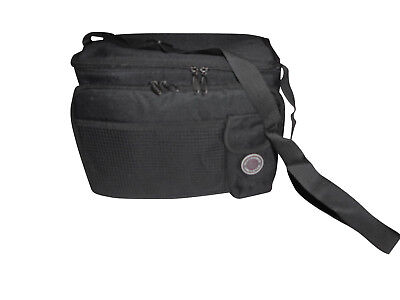 Insulated Lunch Bag Cooler,Water Proof 600 Denier, Front pocket Holds 15 Cans.