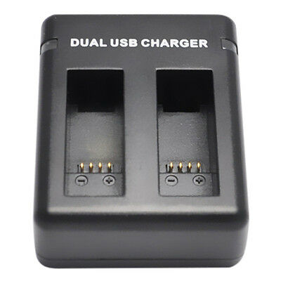 AHDBT-501 USB Dual Charger For GoPro Hero 5 Black C5I8