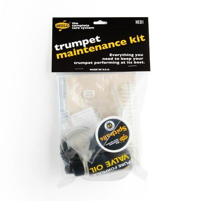 HERCO Trumpet/Cornet maintenance kit
