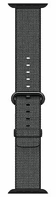 Apple Watch 42mm Black Woven Band. From the Official Argos Shop on ebay