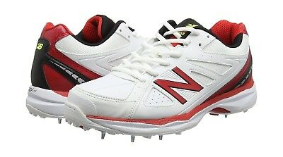 NB CK4030R2 Steel Spikes (7 Front + 4 Back) Cricket Shoes + AU Stock + Free Ship