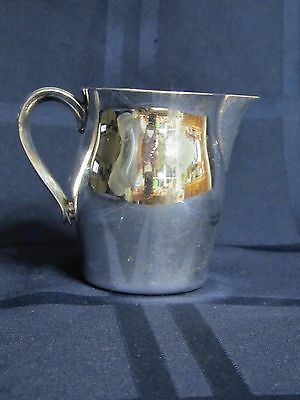 Vintage Paul Revere Silver Plated Reproduction 3.0 inch Mini Creamer Oneida USA