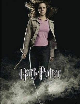 Hermione Granger NEW Cosplay Kids Magic Wand LED Light From Harry Potter Movie