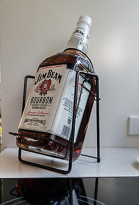 Jim Beam White Label Kentucky Bourbon Whiskey 4.5L Collectors